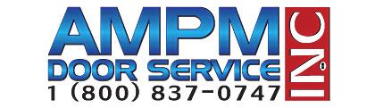 AMPM Door Service Logo