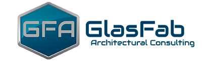 Glasfab Architectural Logo