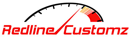 Redline Customz Logo