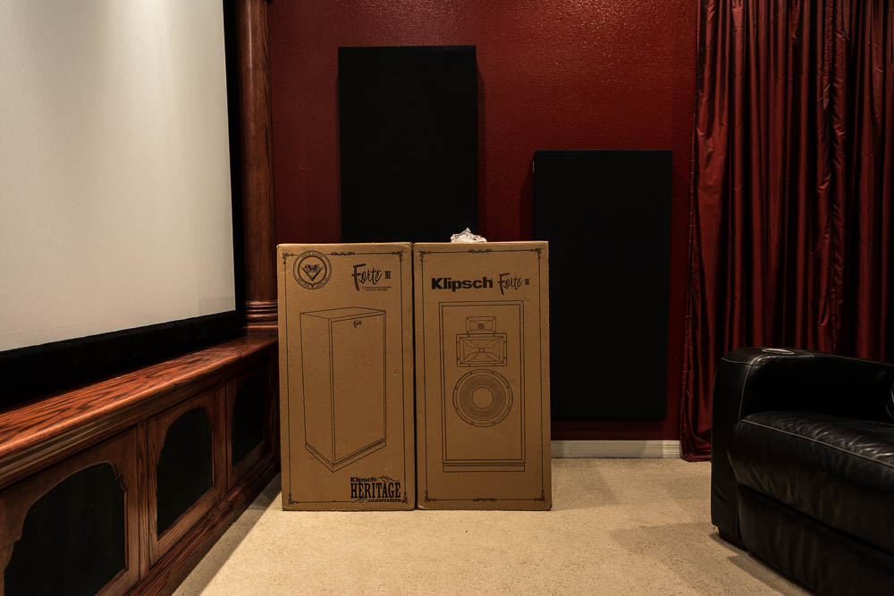The Forte III Have Arrived! - 2-Channel Home Audio - The