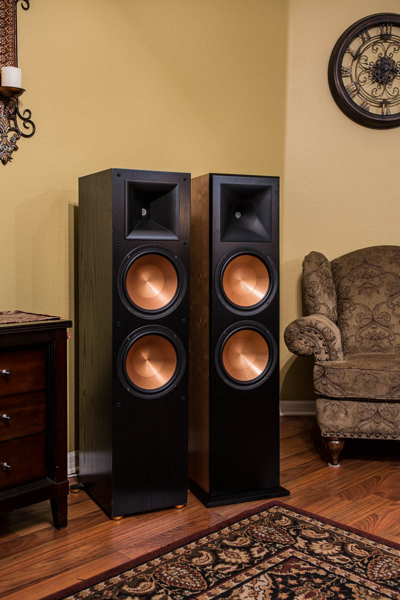 photos of rf 7 iii next to rf 7 ii 2 channel home audio. Black Bedroom Furniture Sets. Home Design Ideas