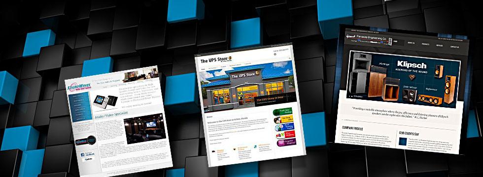 Custom Website Design Services